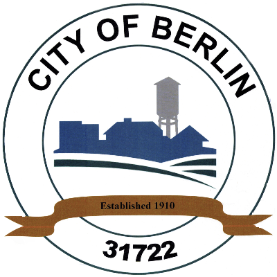 City of Berlin  Georgia - A Place to Call Home...